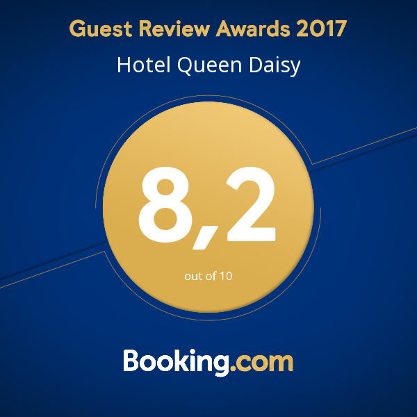 Hotel Queen Daisy Castellamare Booking